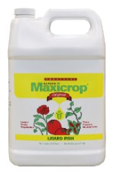 Maxicrop Liquid Fish Gallon