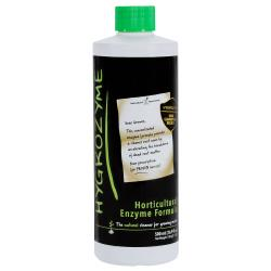 Hygrozyme Horticultural Enzymatic Formula 500 ml (12/Cs)