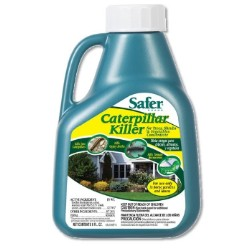 Safer Caterpillar Killer Conc. for Tree, Shrub and Veg 16 oz