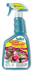 Safer Garden Fungicide Ready to Use, 32 Ounces