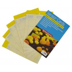 Sensor Cards Yellow Monitoring and Trapping Cards 50/Pack
