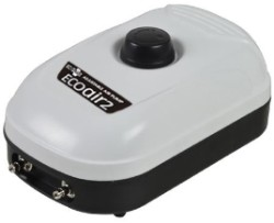 EcoPlus Air Pump Two Outlet