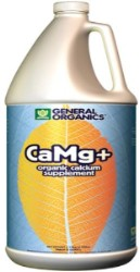 GH General Organics CaMg+ Gallon (4/Cs)
