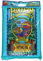 Ocean Forest Potting Soil 12 Quarts pack of 3