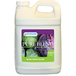 Pure Blend Original Grow 2.5 Gallon