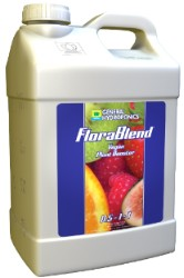 FloraBlend Vegan Compost Tea 2.5 Gallon