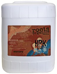 Roots Organics HPK 0-5-4, 5 Gallon
