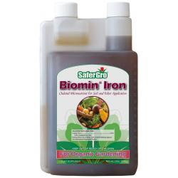 Safergro Biomin Iron, 1 qt