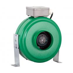"Active Air 4"" Inline Duct Fan, 165 CFM"