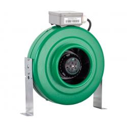"Active Air 6"" Inline Duct Fan, 400 CFM"