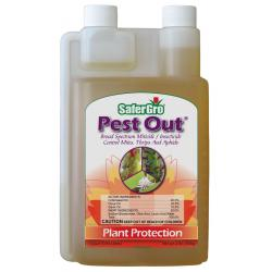 SaferGro Pest Out, 1 qt