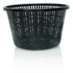 "Round Basket, 9"", bag of 24"