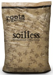 Roots Organics Coco Mix 1.5 cu ft pallet of 60