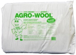 Pargro Rockwool Bale, Absorbent 1.5 cubic feet compressed 20 Pounds