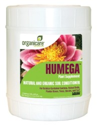 Humega Natural and Organic Soil Conditioner 5 gal