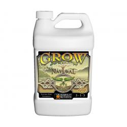Humboldt Nutrients Grow Natural, 2.5 gal