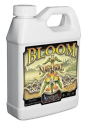 Bloom Natural - Organic Nutrient - Quart