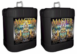 Master A&B - Premium 2 Part Bloom Hydroponic Nutrient - 5 Gallon A, 5 Gallon B