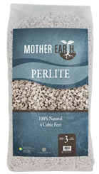 Mother Earth Perlite #3 - 4 Cubic Feet