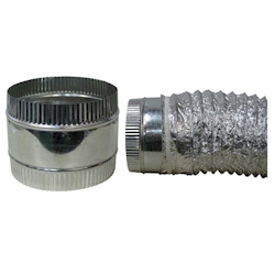 Ideal Air Duct Coupler 14 Inch