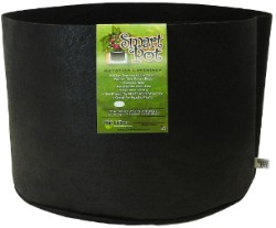 "45 Gallon Smart Pot 27"" Wide x 18"" Tall"