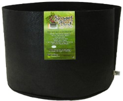 Smart Pot Black 25 Gallon (50/Cs)