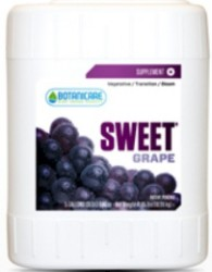Sweet Carbo Grape 5 Gal.