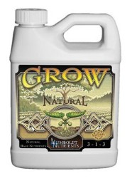 Grow Natural - Organic Nutrient - 16 oz.