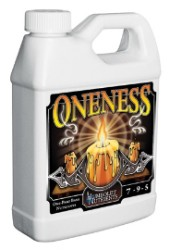 Oneness One-Part Nutrient - Hydroponic Nutrient - 16 oz.