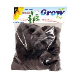 Jump Start Smart Float Grow Tray Refill Plugs, bag of 55