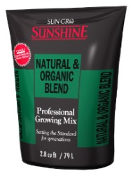 Sunshine Grower's Organic Blend 2.8 Cubic Feet