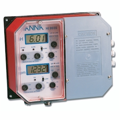 Hanna HI 9935-1 pH and TDS Proportional Control for Fertigation
