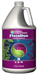 FloraDuo Bloom Gallon