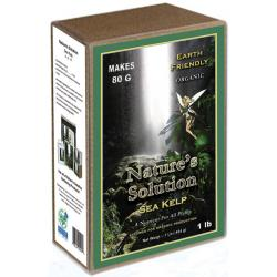 Nature's Solution Organic Sea Kelp, 1 lb