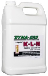 Dyna-Gro K-L-N Rooting Concentrate Solution 1 Gallon