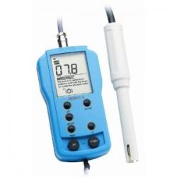 Hanna PH/EC/TDS/C Portable Meter