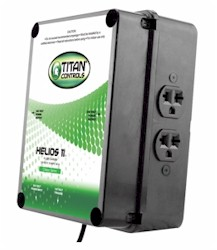 Helios 11 - 240 Volt 4 Light Relay with Timer Cord