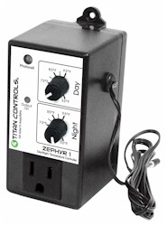 Titan Controls Zephyr 1 - Day/Night Temperature Controller