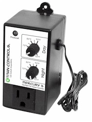 Titan Controls Mercury 3 - Day/Night Fan Speed Controller