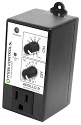 Titan Controls Apollo 2 - Cycle Timer with Photocell