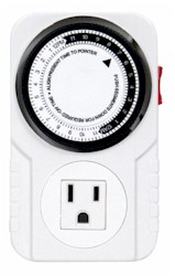 Titan Controls Apollo 6 - 24 Hour Timer