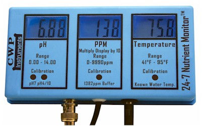 CWP Instruments - 24/7 Nutrient Monitor