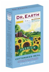 Dr Earth Cottonseed Meal 5-2-1 3.5LBS