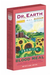 Dr Earth Blood Meal 13-0-0  2LBS