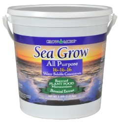 Grow More Sea Grow All Pupose 16-16-16, 5 lb