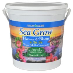 Grow More Sea Grow Flower & Bloom 4-26-26, 5 lb