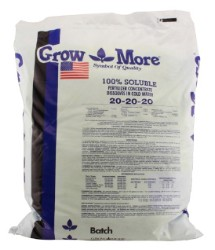 Grow More General Purpose 20-20-20, 25 lb