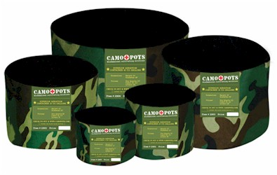 Camo Pot Original 200 Gallon