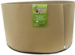 "Tan Smart Pot - 100 Gallon 38"" Wide x 20"" Tall"