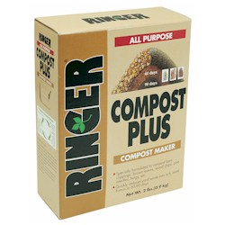 Safer - Ringer Compost Plus Compost Maker  2 lb